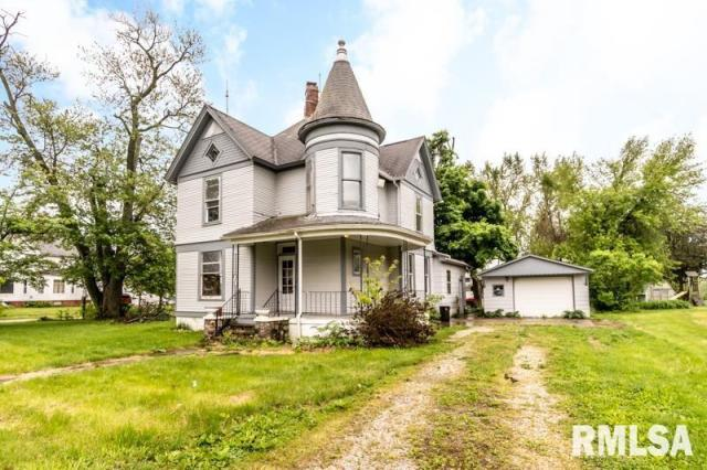 House view featured at 1197 Clark St, Lowpoint, IL 61545