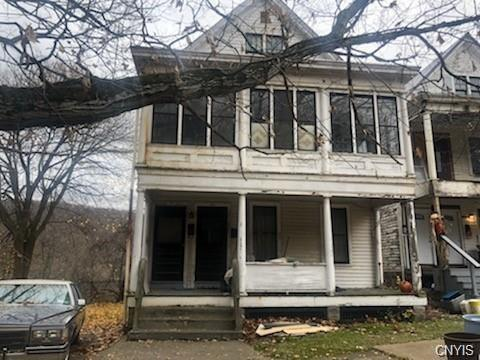 Porch featured at 75-77 Petrie St, Little Falls, NY 13365