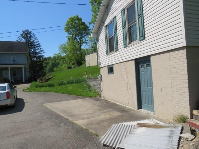 Road view featured at 205 State Route 88, Finleyville, PA 15332