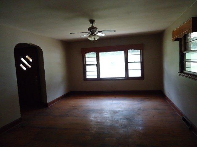 Living room featured at 818 Holland Rd, Danville, VA 24541
