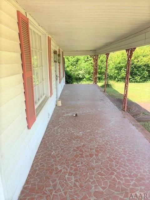 Road view featured at 2507 N Highway 45, Colerain, NC 27924