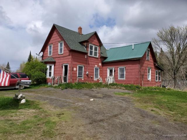 Farm land featured at 3479 Military Rd, Haynesville, ME 04497