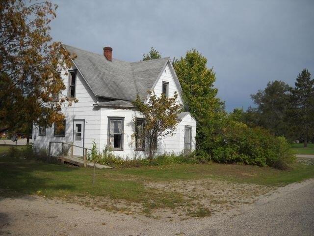House view featured at 3150 Jenson St, Lewiston, MI 49756