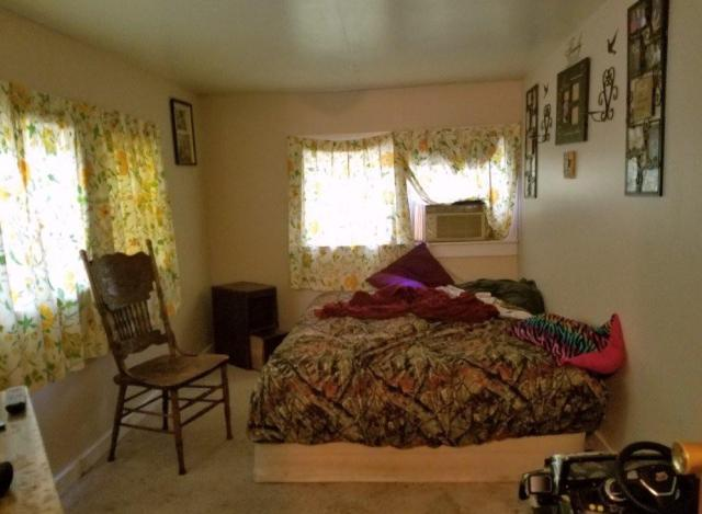 Bedroom featured at 217 N Main St, Argonia, KS 67004