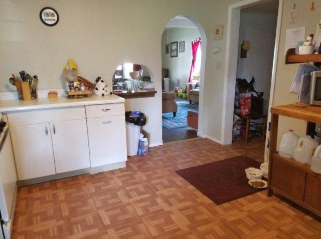 Kitchen featured at 217 N Main St, Argonia, KS 67004