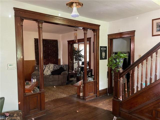 Living room featured at 5 Franklin St, Greenville, PA 16125