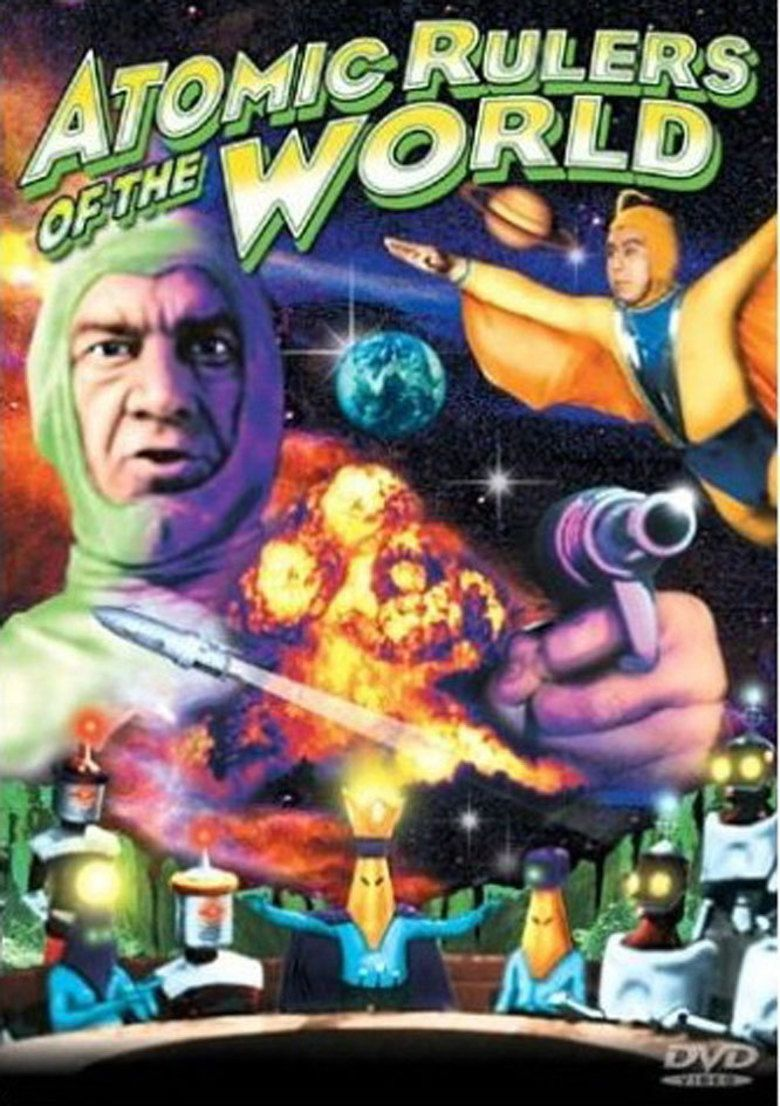 Poster do filme Atomic rulers of the world