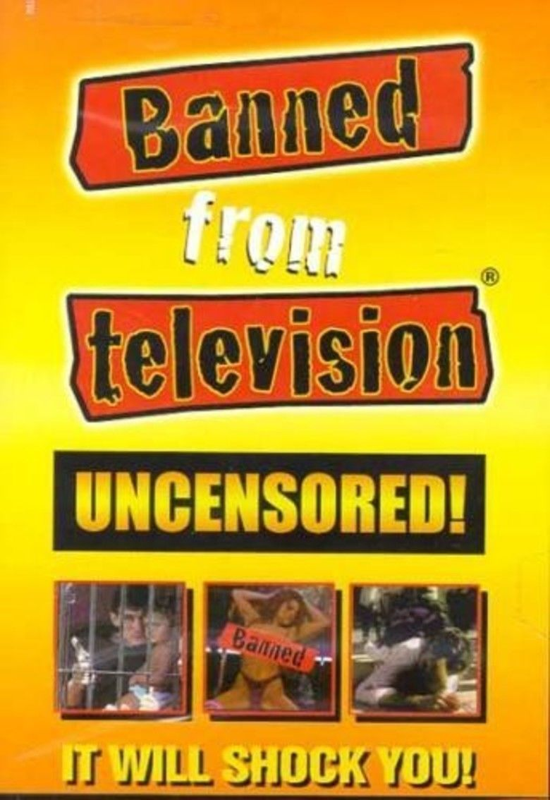 Poster do filme Banned from Television