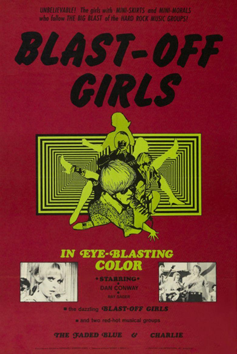 Poster do filme Blast off Girls