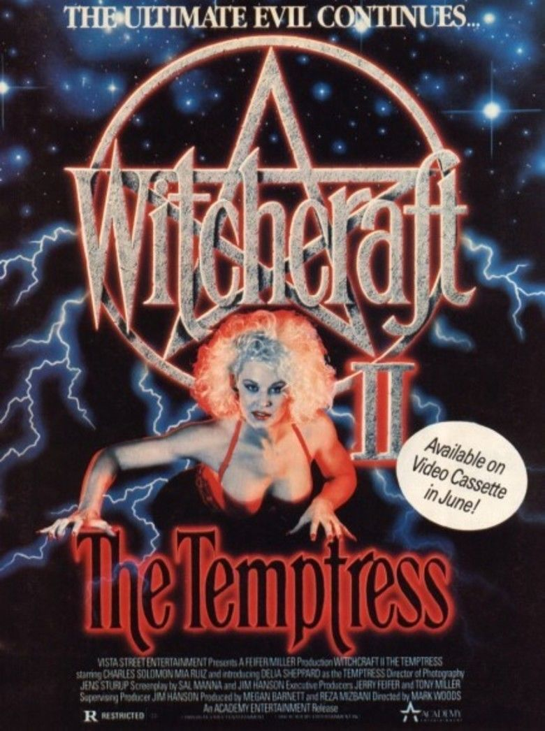 Poster do filme Witchcraft 2: The Temptress