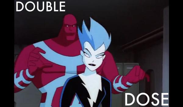 Double Dose Header