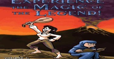 Experience the Magic of the Legend Cover