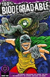 Biodegradable Issue 2 Cover