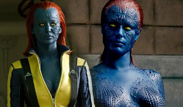 Iu0027m between a rock and a hard place here. Weu0027ve decided to do these articles covering who played who better in the X-Men series- now that thereu0027s two of ... & Who Played Mystique Best: Jennifer Lawrence or Rebecca Romijn?