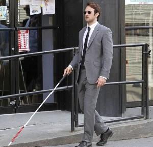 Blind Matt Murdock