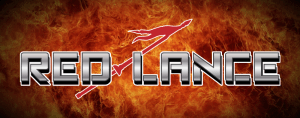 red-lance-banner-fire