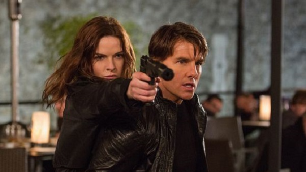 Tom Cruise Mission Impossible 5