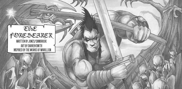 The Forebearer