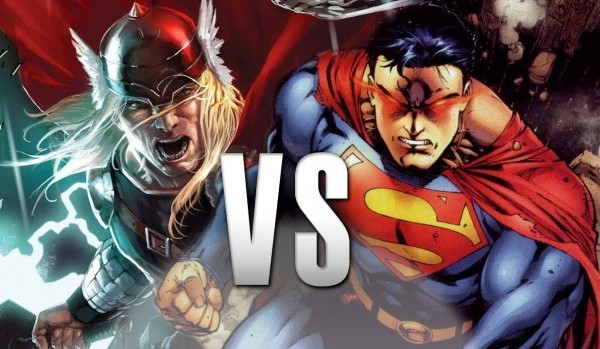Thor_Superman_1