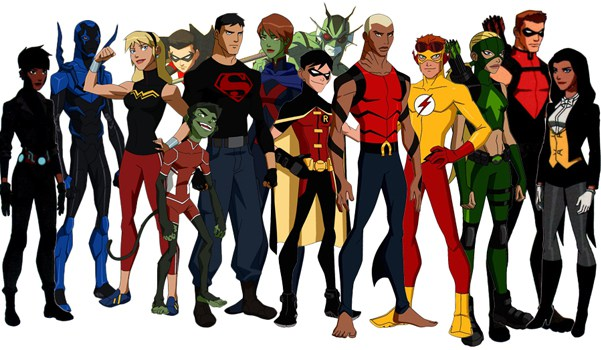 6 Reasons To Get Excited for Young Justice Season 3 | A ...Young Justice Season 3 Characters