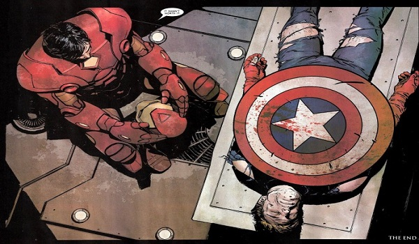 6 reasons why steve rogers should die in avengers