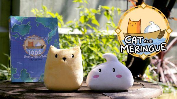 Cat and Meringue