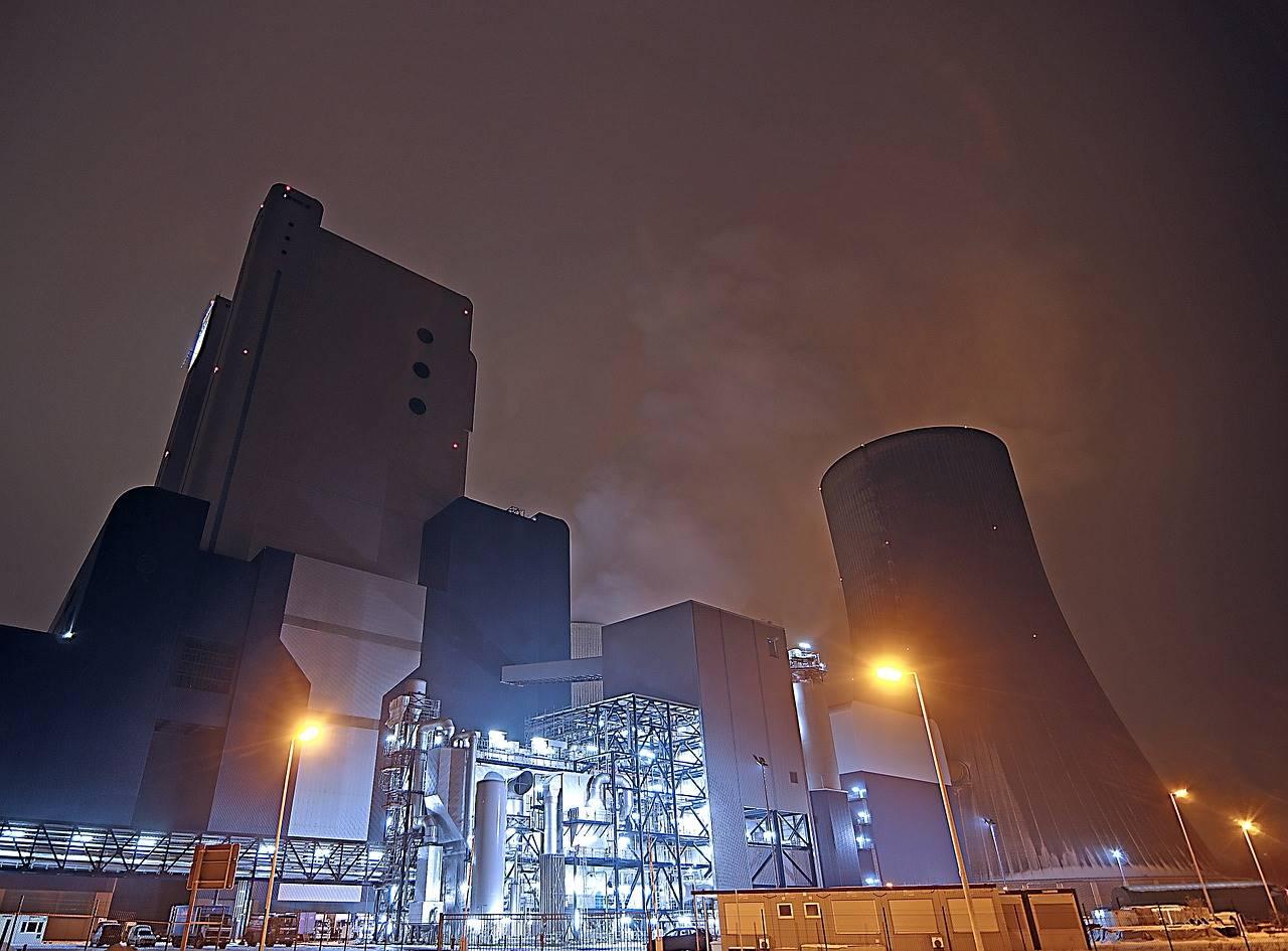 pembangkit listrik tenaga diesel