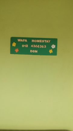 Wafa Homestay