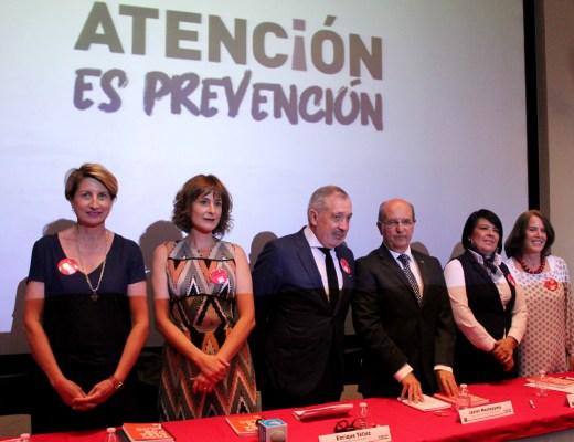 Launch event for Atencion es Prevencion
