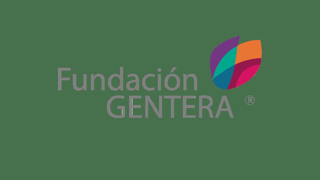 Logo Fundación Gentera