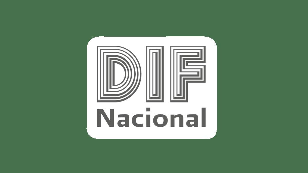 Logo DIF Nacional