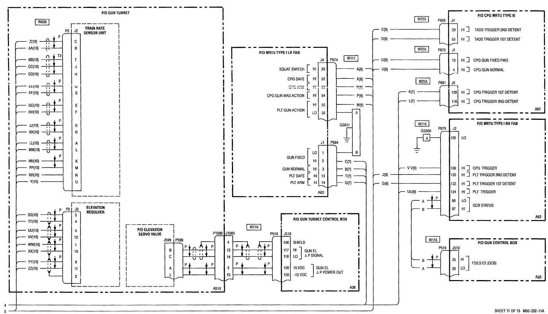 Sheet 11 Of 13 M50 232 3b