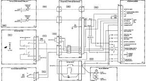 94 BATTERY AND BATTERY CHARGER  WIRING DIAGRAM SHEET 1