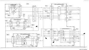 124 STABILATOR  WIRING DIAGRAM (cont)  TM11520238T