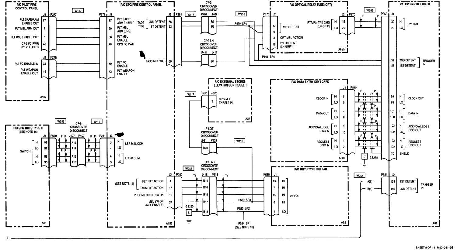 14 1 Hellfire Missile Wiring Diagram Cont