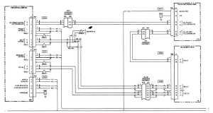 191 MULTIPLEX  WIRING DIAGRAM (cont)  TM11520238T