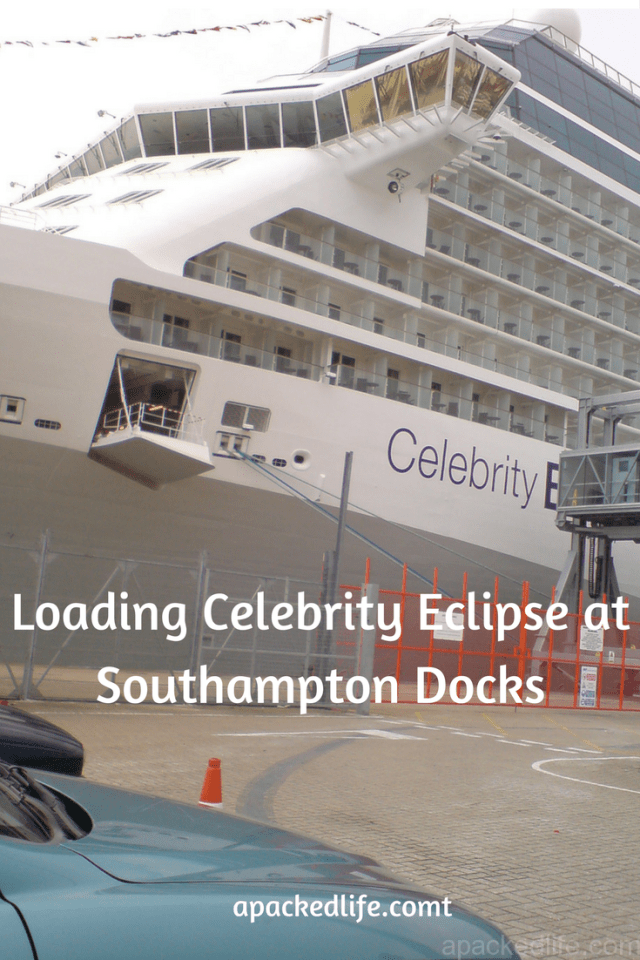 Loaded: What the Celebrity Eclipse eats and drinks for fourteen nights