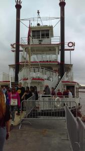 With a raconteur of a guide, the trip on the Mississippi aboard the Island Queen from Memphis passed in a flash