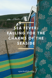 Sea Fever - Falling For The Charms Of The Seaside - Saunton Sands Beach Huts