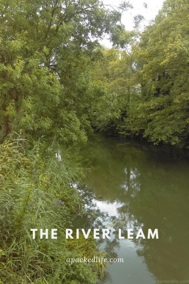 River Leam, Royal Leamington Spa