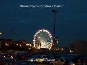 Birmingham Christmas Market - Big Wheel