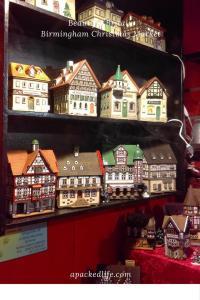 Birmingham Christmas Market - Gift Houses
