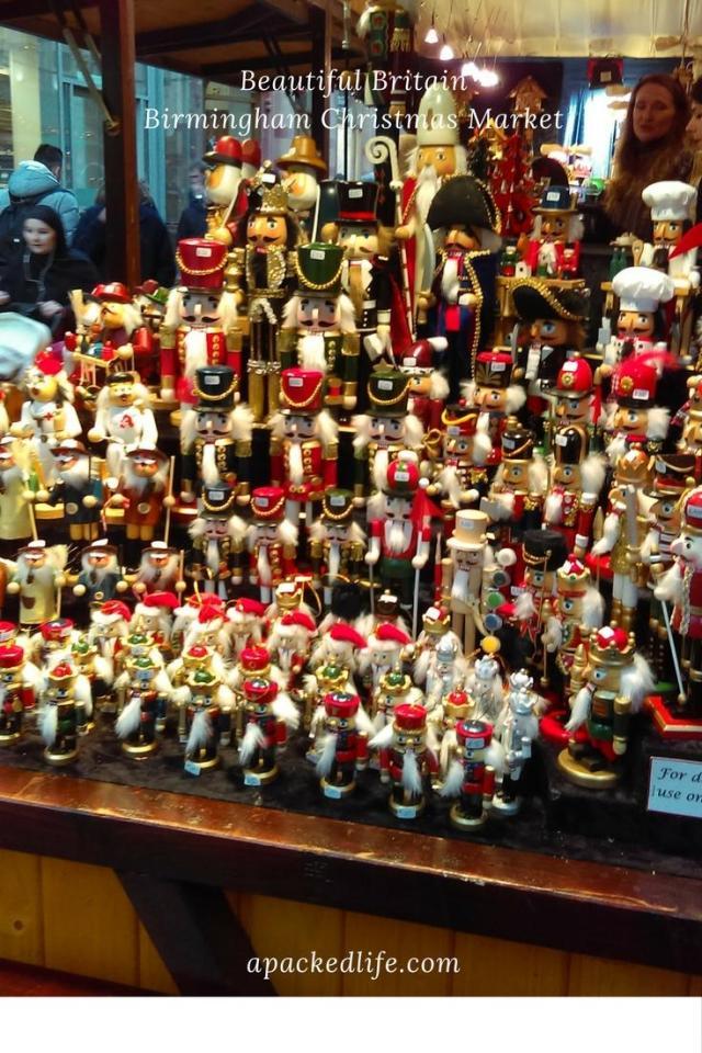 Birmingham Christmas Market - Nutcracker Boys