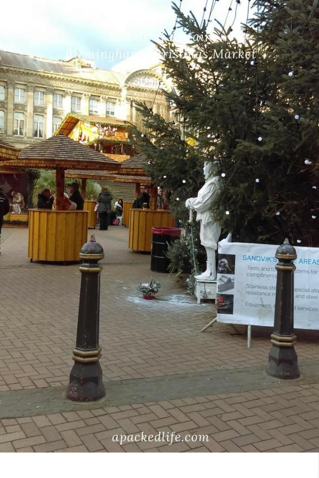 Birmingham Christmas Market - Snow King
