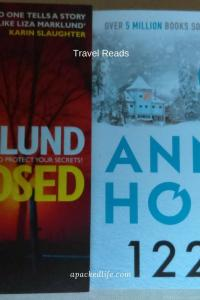 Unexpected Wanderlust - Brilliant Books For Travel Lovers - Scandi Fiction