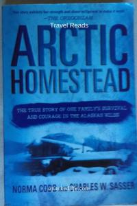 Unexpected Wanderlust - Brilliant Books For Travel Lovers - Arctic Homestead - Norma Cobb