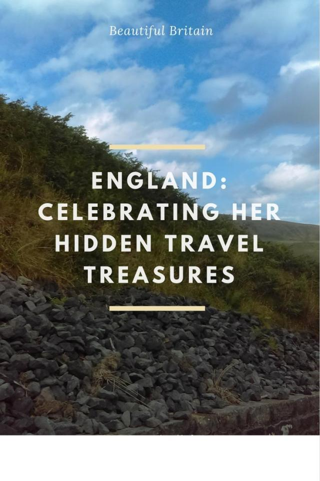 England: Celebrating Her Hidden Travel Treasures - Moorland in the Forest of Bowland