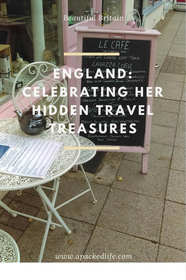 England: Celebrating Her Hidden Travel Treasures - Royal Leamington Spa Cafe