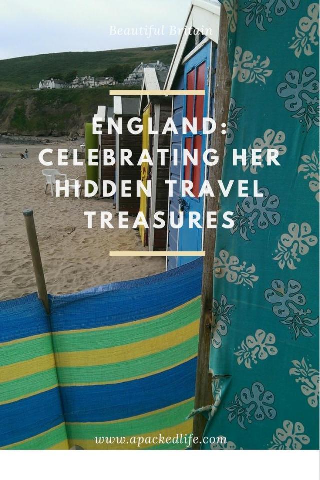 England - Celebrating Her Hidden Treasures - Saunton Sands Beach Huts