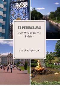 Baltic Cruise - White Nights in Scandinavia - St Petersburg
